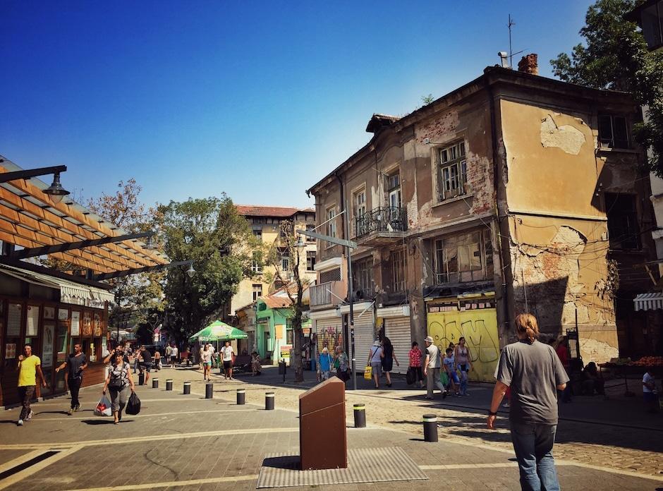 Zhenski Pasar Sofia