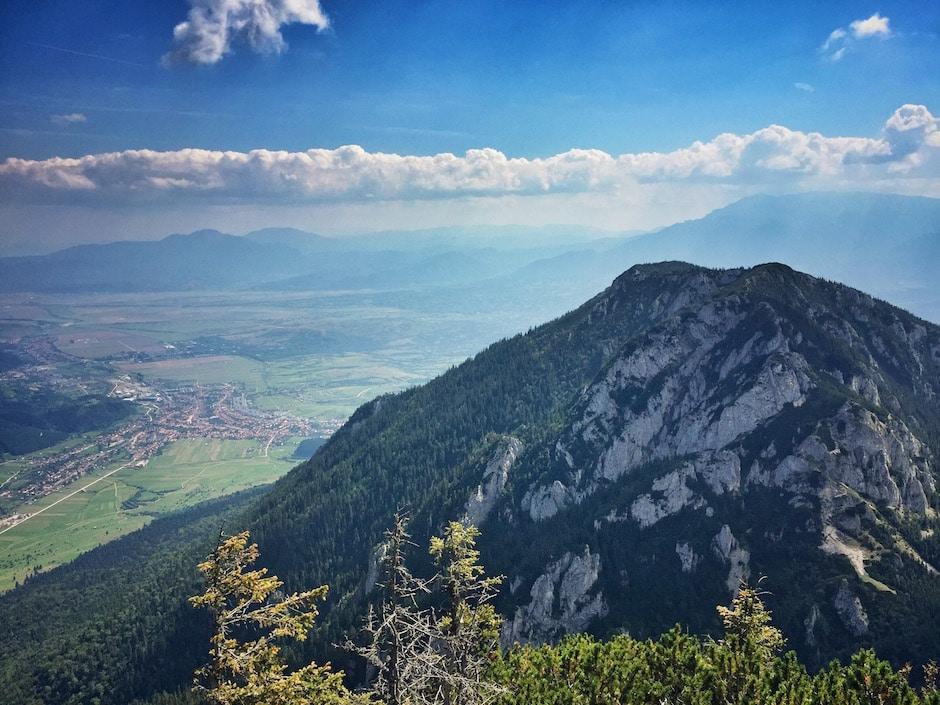 Wandern Karpaten Pietra Craiului