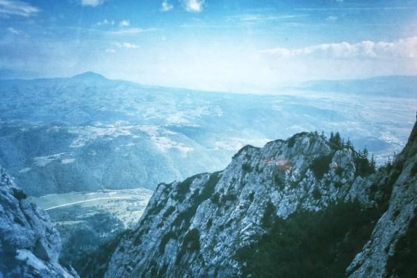 Wandern Rumänien Karpaten