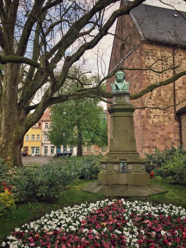 Lutherdenkmal Grimma
