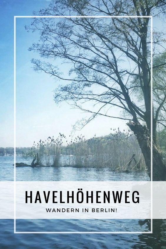 Havelhöhenweg Wandern in Berlin