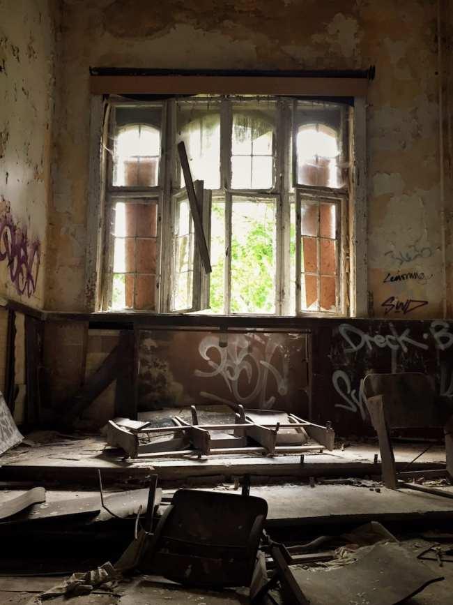 Beelitz-Heilstätten Führungen