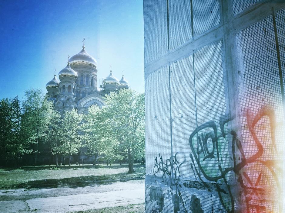 Hässliche Reiseziele, Karosta, Lettland
