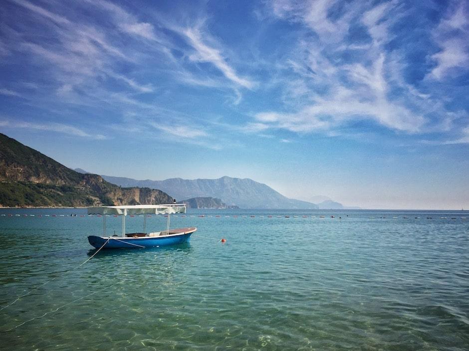 Jaz Beach Montenegro