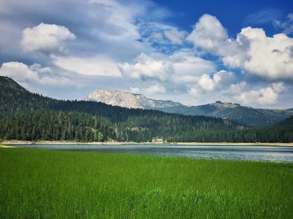 Durmitor Nationalpark Wandern