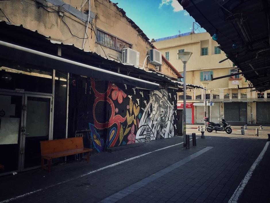 Jaffa Spaziergang