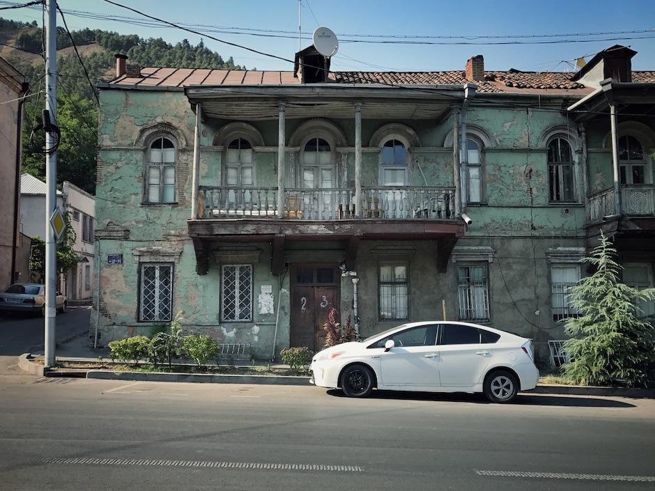 Georgien Erfahrungen
