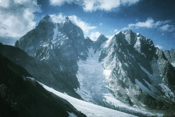 Mestia Chalaadi-Gletscher Wandern