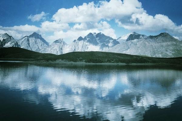 Mestia Koruldi-Seen Wandern