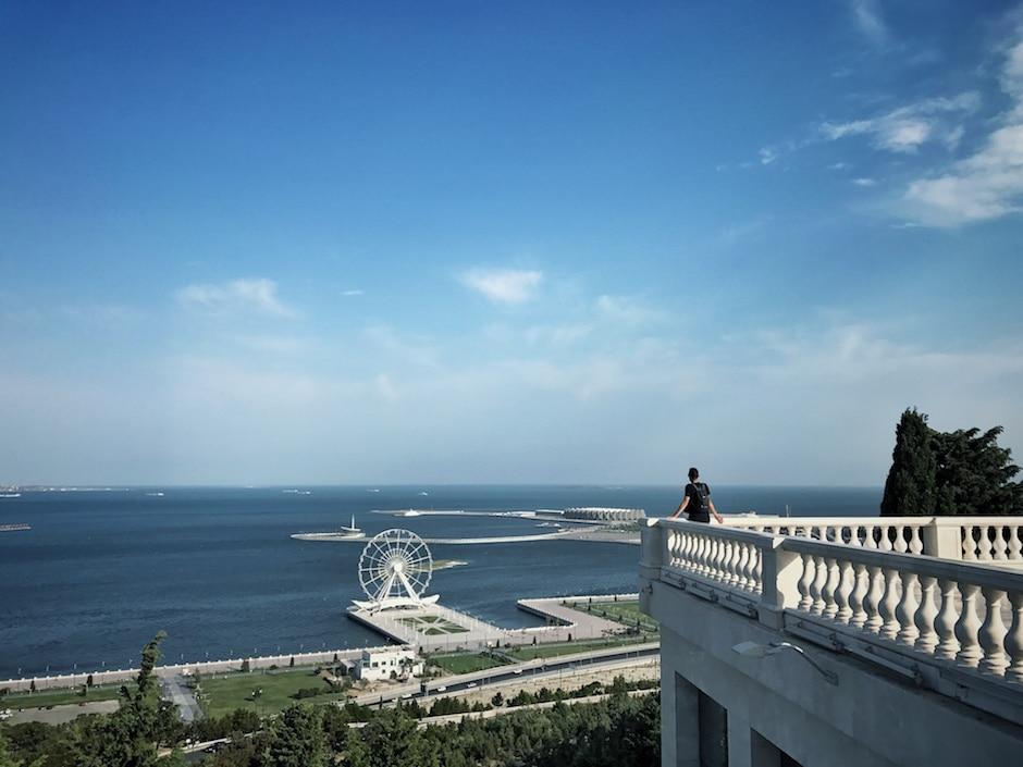Baku Reisebericht
