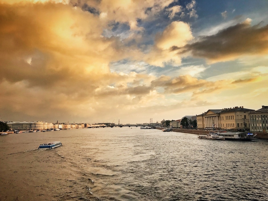Osteuropa Reiseziele