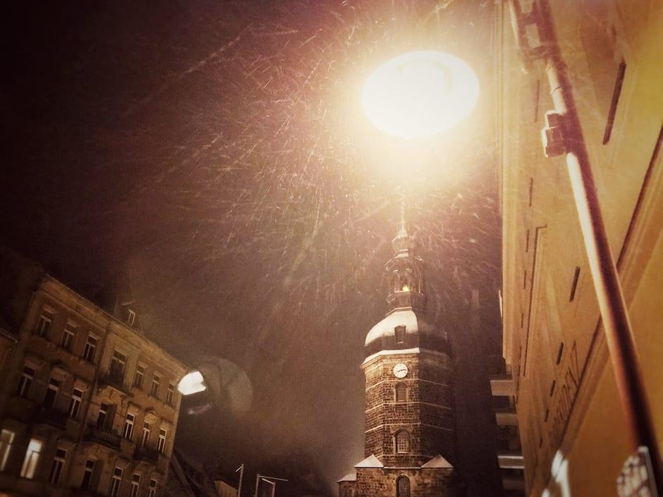 Sächsische Schweiz im Winter