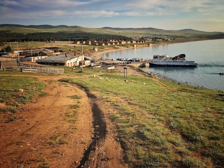 Insel Olchon Baikalsee