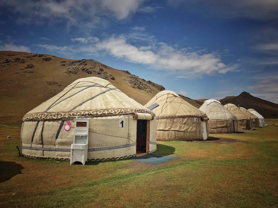 Kirgisistan Reise
