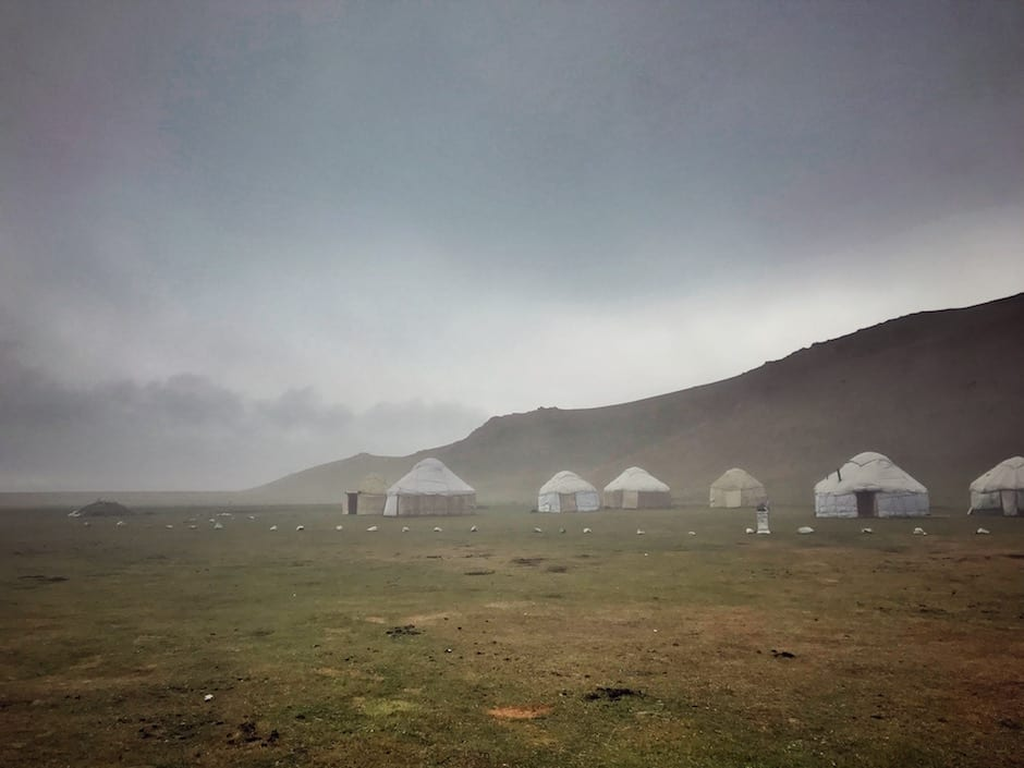 Kirgisistan Reisebericht