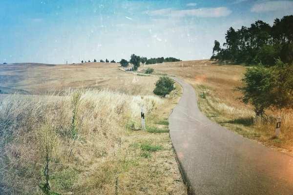 Uckermark Radtour