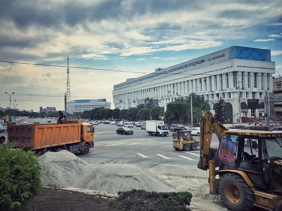 Almaty Sehenswürdigkeiten