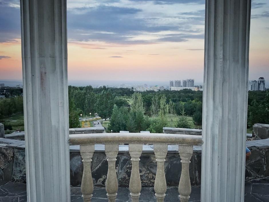 Almaty Park des ersten Präsidenten