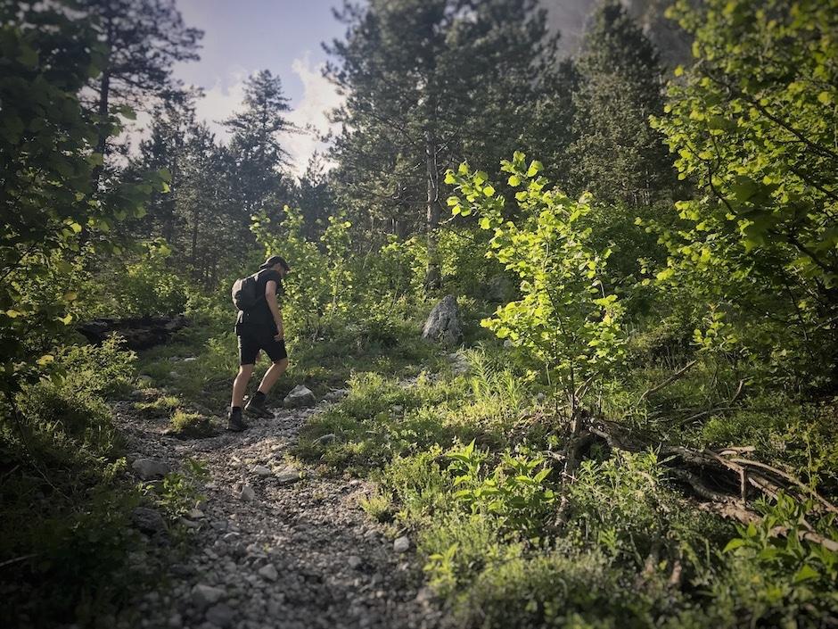 Wandern Valbona