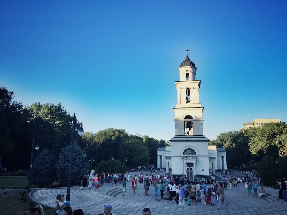 Chisinau Sehenswürdigkeiten