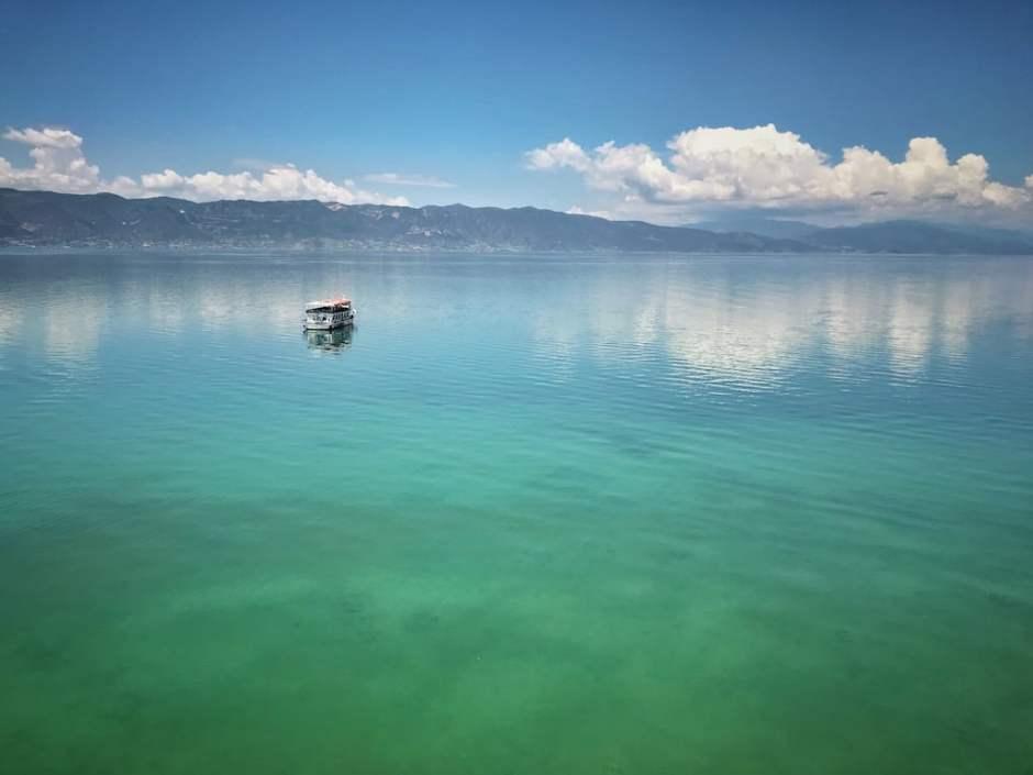 Ohridsee Strand