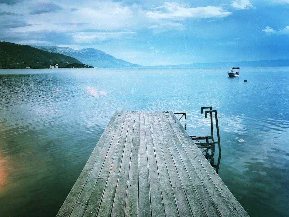 Ohridsee Nordmazedonien