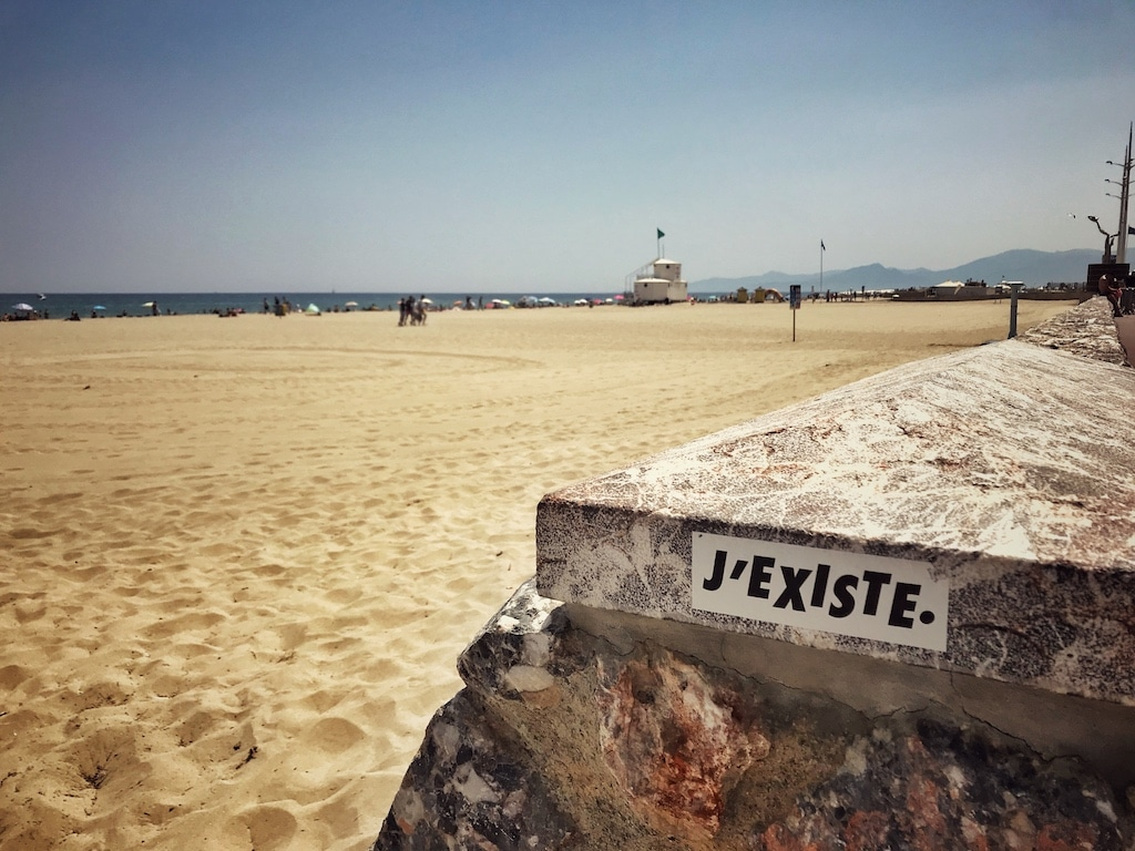 Südfrankreich Strand