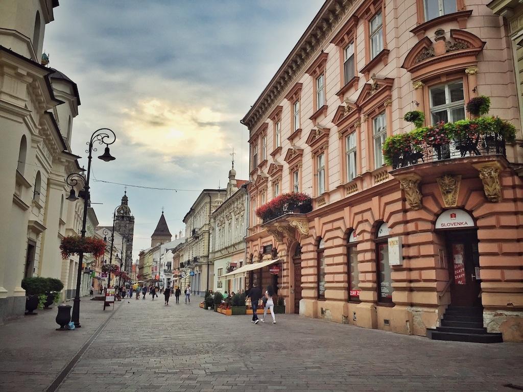 Kosice Slowakei