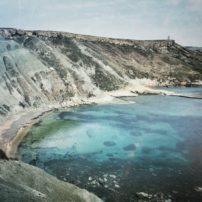 Malta Norden Strände