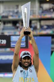 Dhoni T20 World Cup 2007