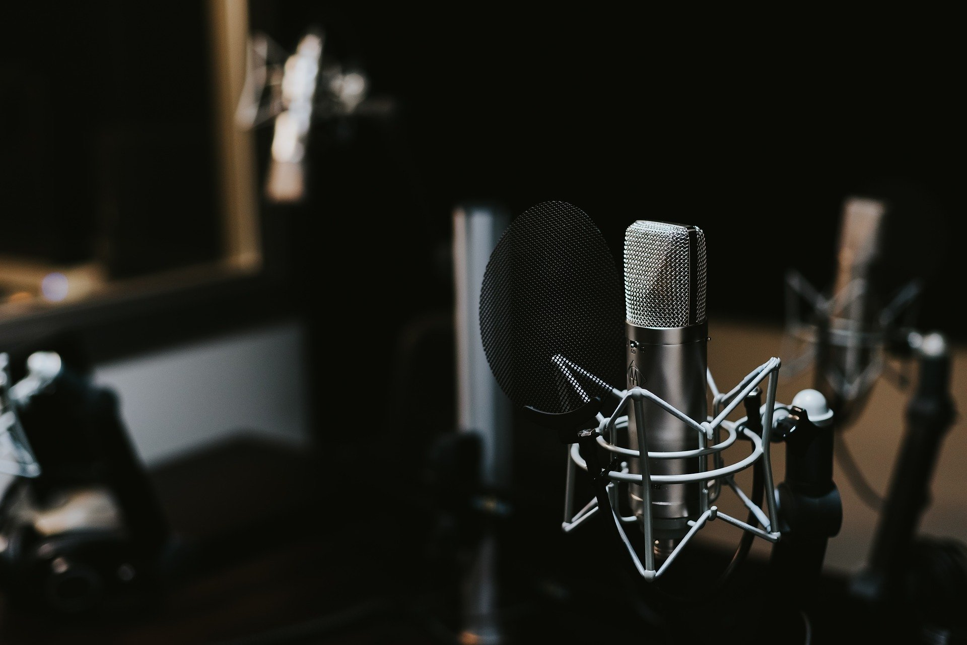 Start your own podcast