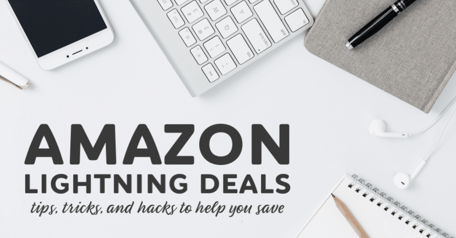 10 amazon lightning deals tips and
