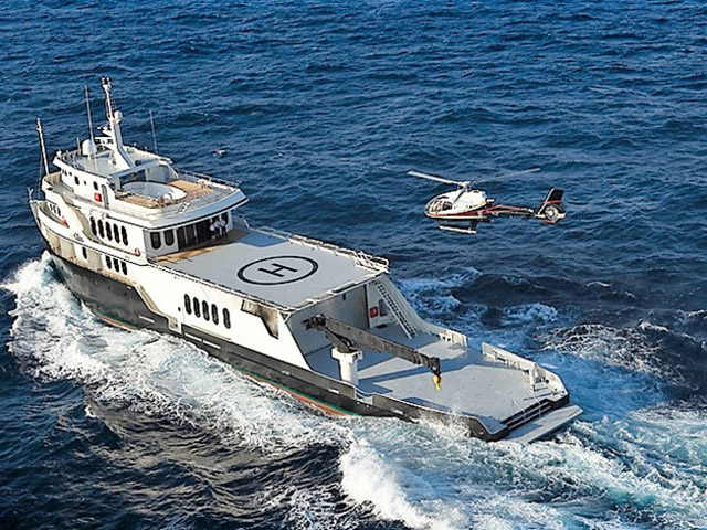 Expedition Yacht For Sale At 1