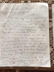Letter about Papa's friend (4/4)