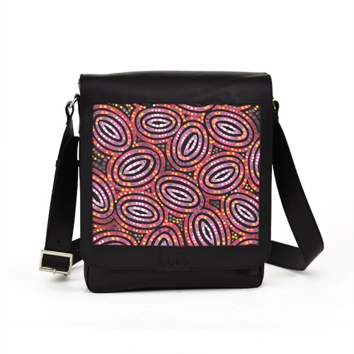 MB Messenger Bag-AMF32 Black