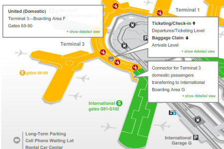 sfo international terminal gate map » Path Decorations Pictures ...