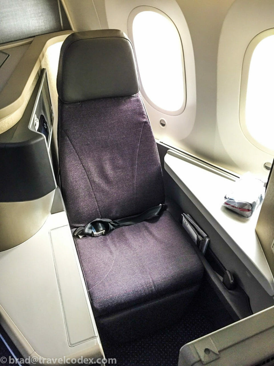 Comparing American Airlines Business Class Seats Travel