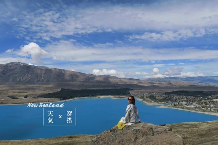 紐西蘭天氣一日四季,怎麼穿? 最佳旅遊季節?氣溫、降雨量怎麼查? MetService