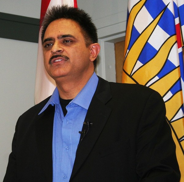 Harry Lali not preferred NDP candidate in Fraser-Nicola ...