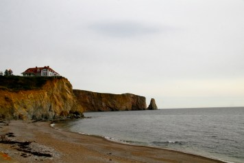 Ducati: Many Roads of Canada - Percé, Quebec