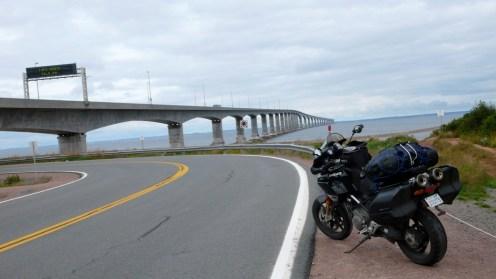 Ducati: Many Roads of Canada - Confederation Bridge