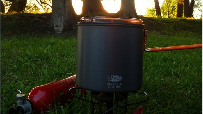 GSI Pinnacle Dualist Camping Cookset