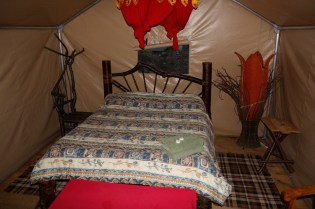 Ruby Lake Resorts Tents