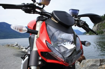 The Ducati Streetfighter: Glaring evil intentions