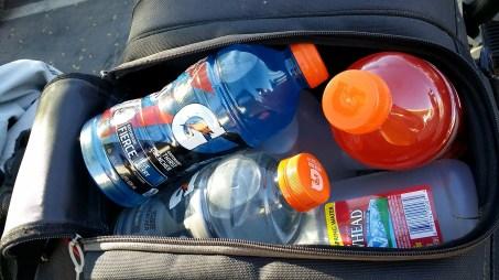 14.5L of Liquids