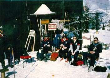 Bear Valley Ski Patrol '80s