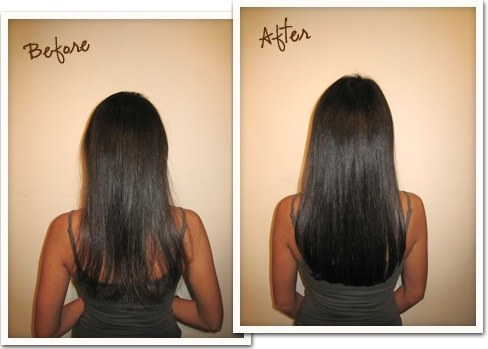 Before and After Nioxin - Nioxin Shampoo Review