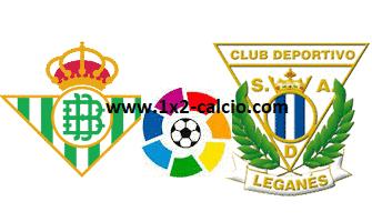 Pronostico Betis-Leganes 15 gennaio