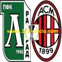 Pronostico Ludogorets-Milan