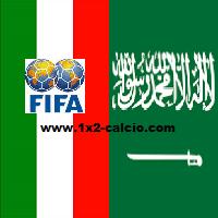 pronostico Italia-Arabia Saudita